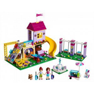 Lego 41325 - Friends : L'aire de jeu d'Heartlake City