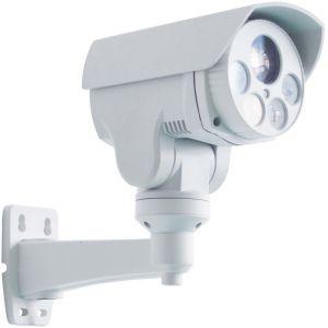 Securitegooddeal Caméra tube AHD 960P 1,3MP PTZ varifocale x4 IR 50 M