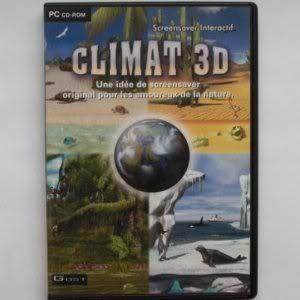 Climat 3d Sreensaver Interactif 5 Zones Climatiques Photoréalistes [Windows]