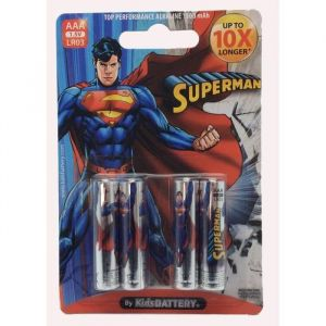 Superman 4 Piles AAA - LR03