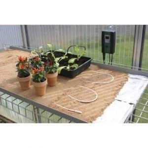 Image de Bio green Hk 6.0 Câble De Sol Chauffant 6 M 50 W
