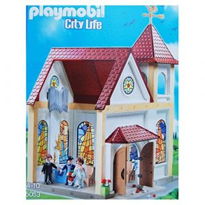 Playmobil 5053 - Eglise mariage romantique