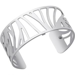 Les Georgettes Bracelet Perroquet Argent Medium