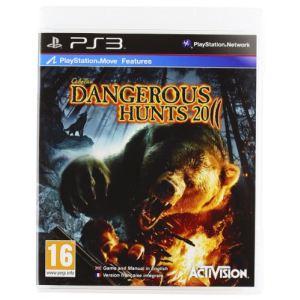 Cabela's Dangerous Hunts 2011 (PlayStation Move) [PS3]