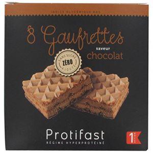 Protifast Gaufrettes chocolat - 8 biscuits