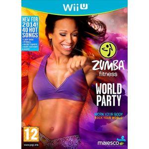 Zumba Fitness World Party [Wii U]