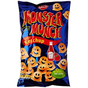 Vico Monster Munch Goût Ketchup 85 g