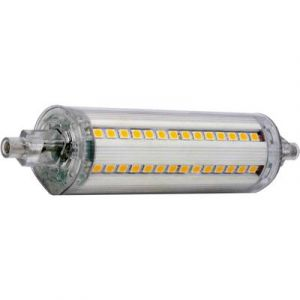 Megaman Ampoule LED MM49022 230 V R7s 8 W = 72 W blanc chaud A++ en forme de tube 1 pc(s)