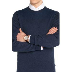 Hugo Boss 1512519 - Montre pour homme avec bracelet en cuir