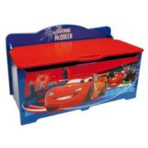 Fun House Coffre à jouets Cars McQueen