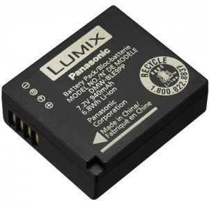 Panasonic DMW-BLE9E - Batterie