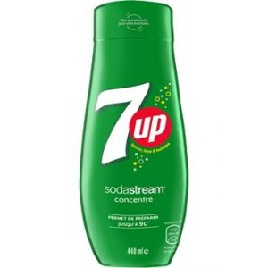 Sodastream Sirop Concentré 7up