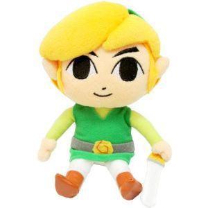 Sanei Peluche The Legend of Zelda : Link 18 cm