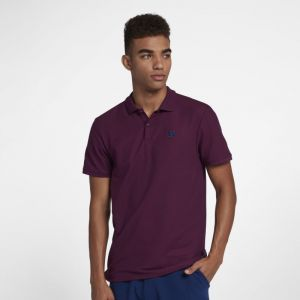 Nike Polo RF Homme - Pourpre - Taille M