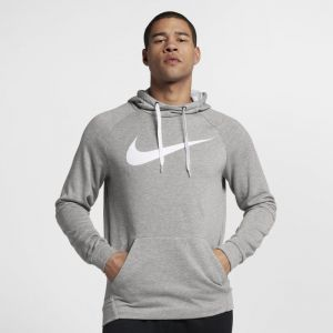 Nike Sweatà capuche de training Dri-FIT pour Homme - Gris - Taille XL - Homme