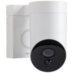 Somfy Caméra de sécurité Protect Outdoor Camera blanche