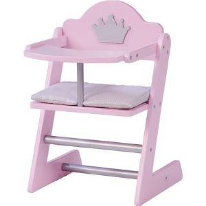 Roba Chaise haute de poupée Princesse Sophie