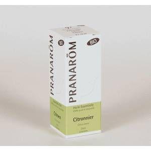 Pranarôm Huile essentielle citron (zeste) bio