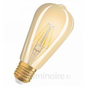 Osram Ampoule LED Edison Vintage E27 4W (35W) A++