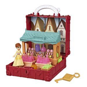 Hasbro Disney La Reine des Neiges 2 - Mini coffret boutique d'Anna - Pop up