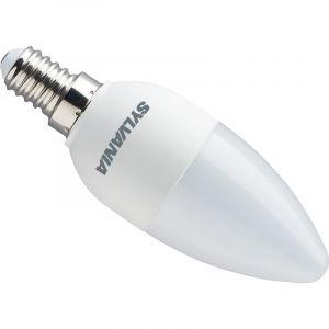 Sylvania Toledo StepDim ampoule flamme LED 5,5W (remplace 40W) à petit culot E14