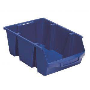 Viso Boite de rangement à bec - 28 litres - Bleu