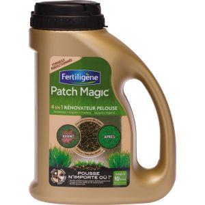 Fertiligene Patch Magic 4 en 1 rénovateur pelouse - 750 g
