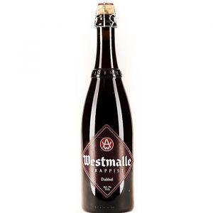Brasserie Westmalle Trappist Double - Bière Brune - 75 cl - 7 %