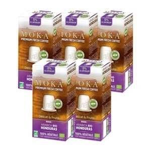 50 Capsules Honduras Biodégradable compatibles Nespresso - Moka