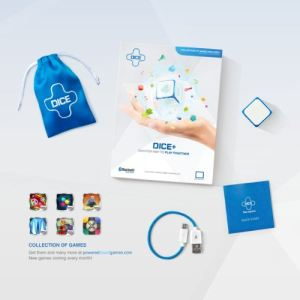 Game technologie DICE + - Dé connecté Bluetooth pour tablette tactile Android et iOS
