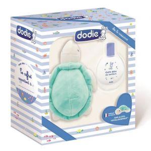 Dodie Coffret eau de senteur bébé garçon-marin (doudou tortue + flacon 50ml) - extras