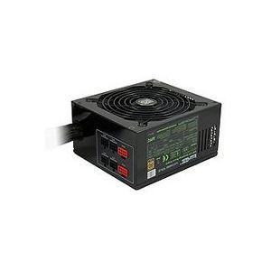 LC-Power LC1000 V2.3 Legion X2 - Metatron Gaming Series - Bloc d'alimentation modulaire PC 1000W certifié 80 Plus Gold