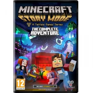 Minecraft Story Mode - The Complete Adventure PC [PC]
