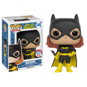 Funko Figurine Pop! Dc Comics : Classic Batgirl Nycc 2016