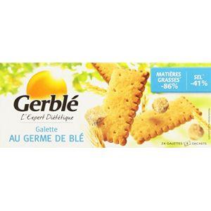 Gerblé Galettes germe de blé, objectif santé - Le paquet de 188g