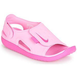 Nike Sandale Sunray Adjust 5 pour Jeune enfant/Enfant plus âgé - Rose - Taille 29.5 - Unisex