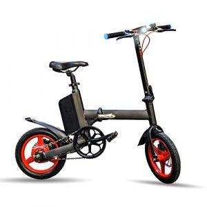 Beeper IVELO - Vélo électrique pliant 250w 36v 5,2ah - Noir