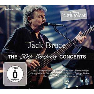 Import The 50th birthday concerts - 2 CD, Inclus DVD bonus