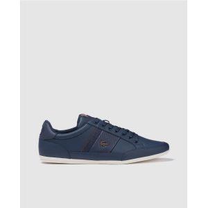 Lacoste Chaussures casual . Modèle Chaymon. Bleu - Taille 45