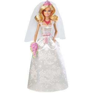 Mattel Barbie mariée (X9444)