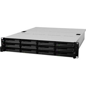 "Synology RS2414+ - Serveur NAS RackStation 12 baies 2.5""/3.5"" Ethernet"
