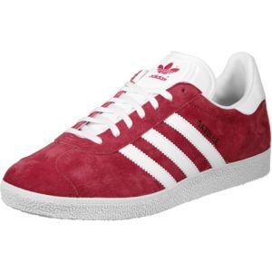 Adidas Gazelle chaussures rouge blanc 48 2/3 EU