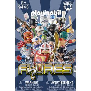 Playmobil Figures Garçons Série 14 Figures 9443