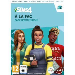 Les Sims 4: à la Fac [PC]