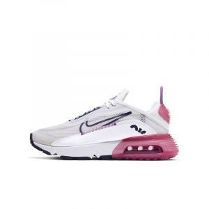 Nike Chaussure Air Max 2090 pour Enfant plus âgé - Argent - Taille 38.5 - Unisex