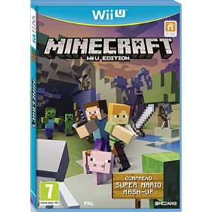 Minecraft (Super Mario Mash Up pack inclus) [Wii U]