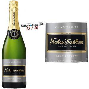 Champagne Nicolas Feuillatte Brut Extreme 75 cl - Champagne - Nicolas Feuillatte - Brut Extrême - 75 cl