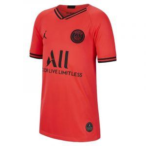 Nike Paris Saint-Germain Maillot Extérieur Jordan x PSG 2019/20 Enfant - Rouge - Taille Boys M: 137-147 cm