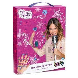 Canal Toys Calendrier de l'avent Violetta crée tes bracelets Loomy