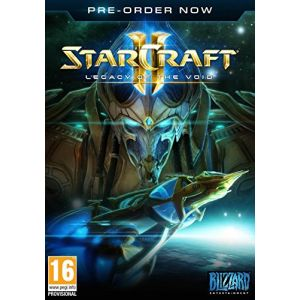 Starcraft 2 : Legacy of the Void [PC, MAC]